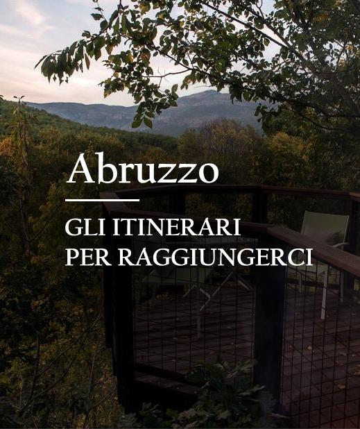 Gli Itinerari in Abruzzo